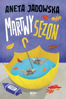 okładka Martwy sezon, Ebook | Aneta Jadowska