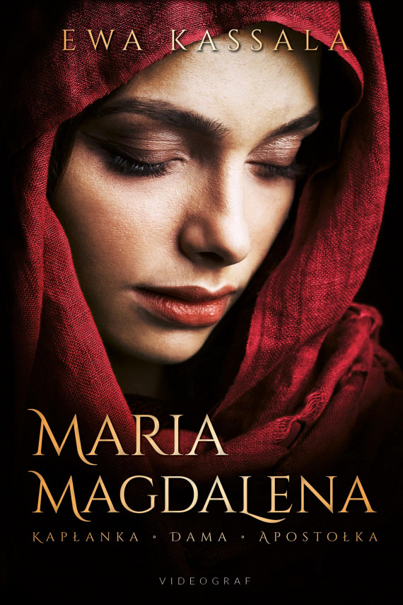 okładka Maria Magdalenaebook   EPUB, MOBI   Ewa Kassala