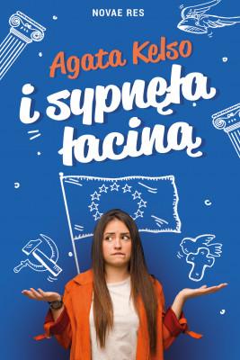 okładka I sypnęła łaciną, Ebook | Agata Kelso