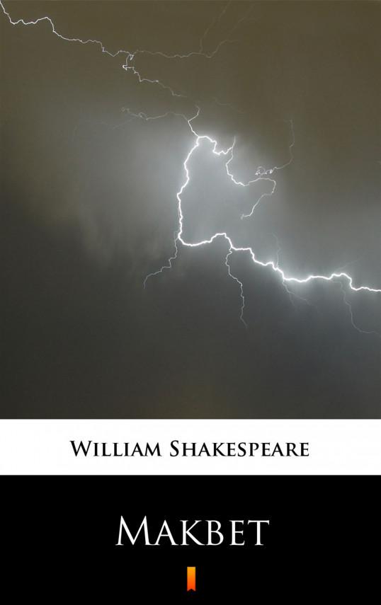 okładka Makbetebook   EPUB, MOBI   William Shakespeare