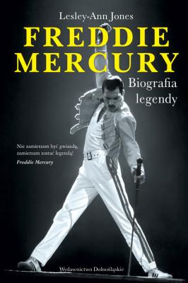 okładka Freddie Mercury. Biografia legendy, Ebook   Lesley-Ann Jones