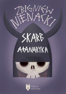 okładka Skarb Atanaryka, Ebook | Zbigniew Nienacki
