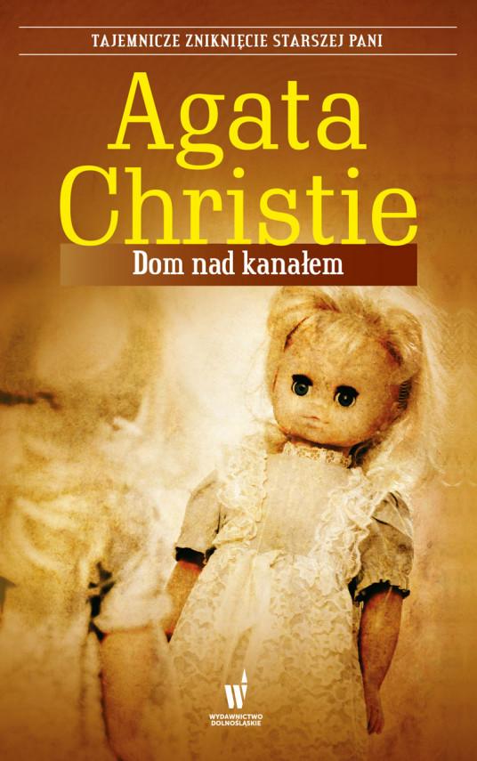 okładka Dom nad kanałemebook   EPUB, MOBI   Agata Christie