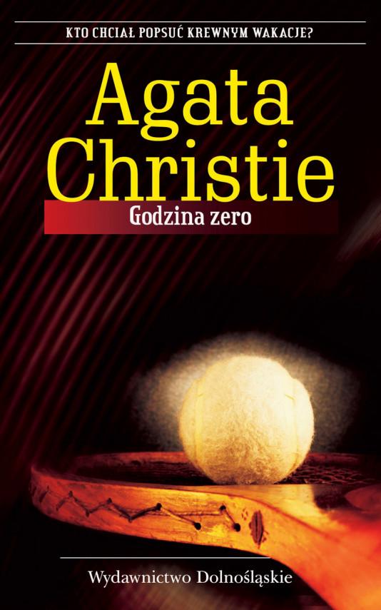 okładka Godzina zeroebook | EPUB, MOBI | Agata Christie