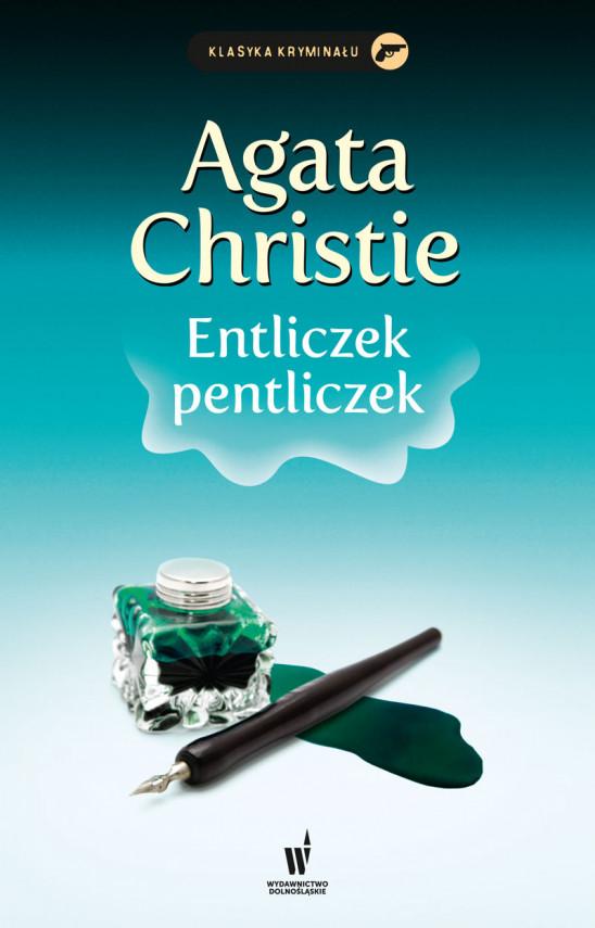 okładka Entliczek pentliczekebook | EPUB, MOBI | Agata Christie