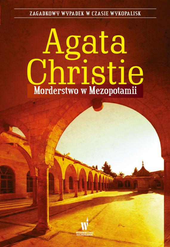 okładka Morderstwo w Mezopotamiiebook | EPUB, MOBI | Agata Christie