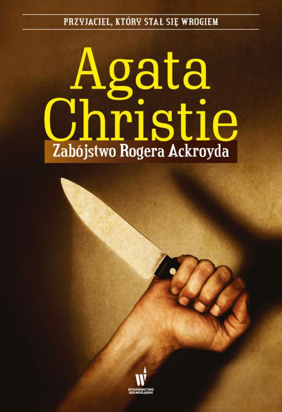 okładka Zabójstwo Rogera Ackroydaebook | EPUB, MOBI | Agata Christie