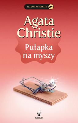okładka Pułapka na myszy, Ebook | Agata Christie