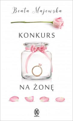 okładka Konkurs na żonę, Ebook | Beata Majewska