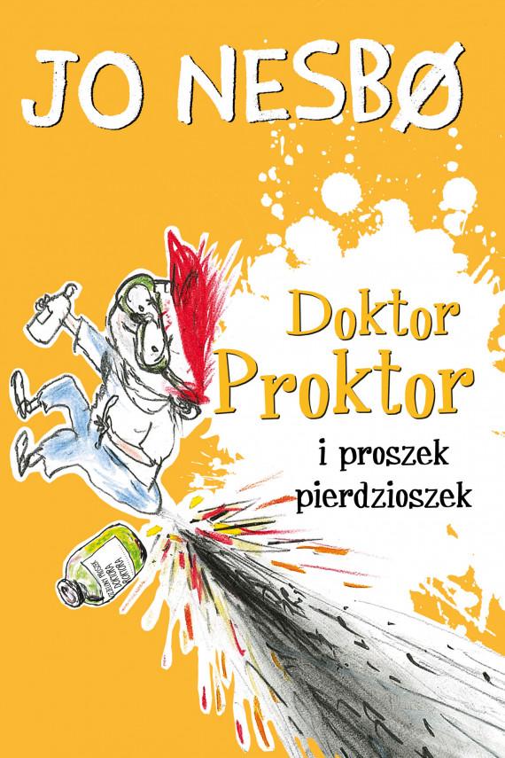 okładka Doktor Proktor i proszek pierdzioszekebook | EPUB, MOBI | Magdalena Zawadzka, Jo Nesbo, Iwona Zimnicka, Per Dybvig