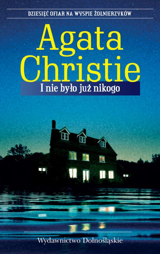 okładka I nie było już nikogoebook | EPUB, MOBI | Agata Christie