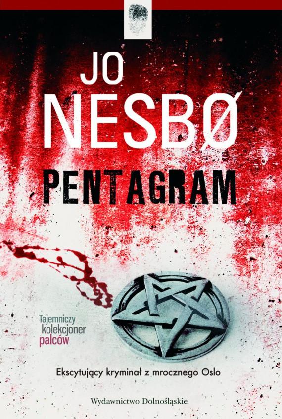 okładka Pentagramebook | EPUB, MOBI | Jo Nesbø, Mariusz Banachowicz