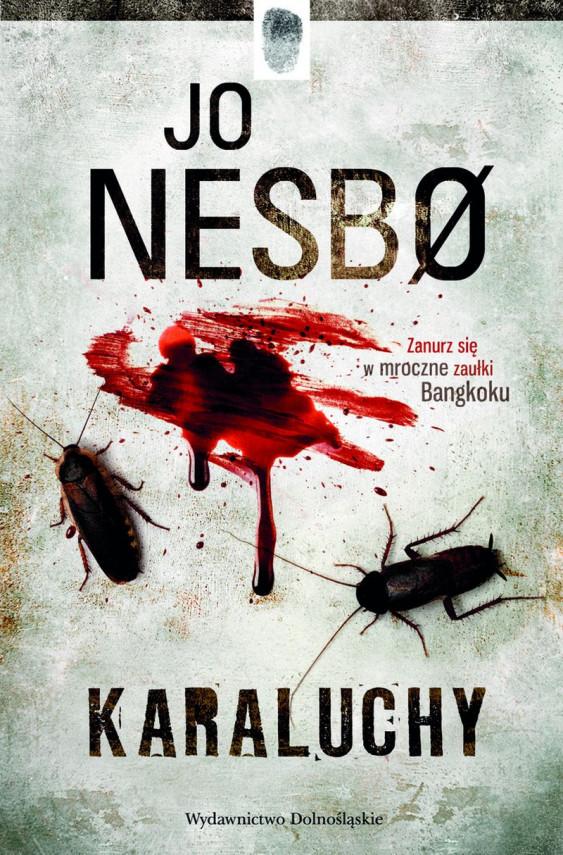 okładka Karaluchyebook | EPUB, MOBI | Jo Nesbø, Mariusz Banachowicz