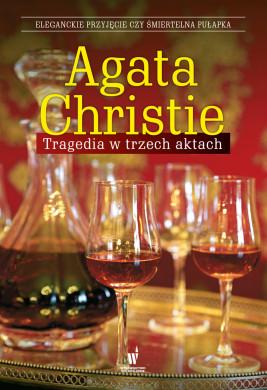 okładka Tragedia w trzech aktach, Ebook   Agata Christie