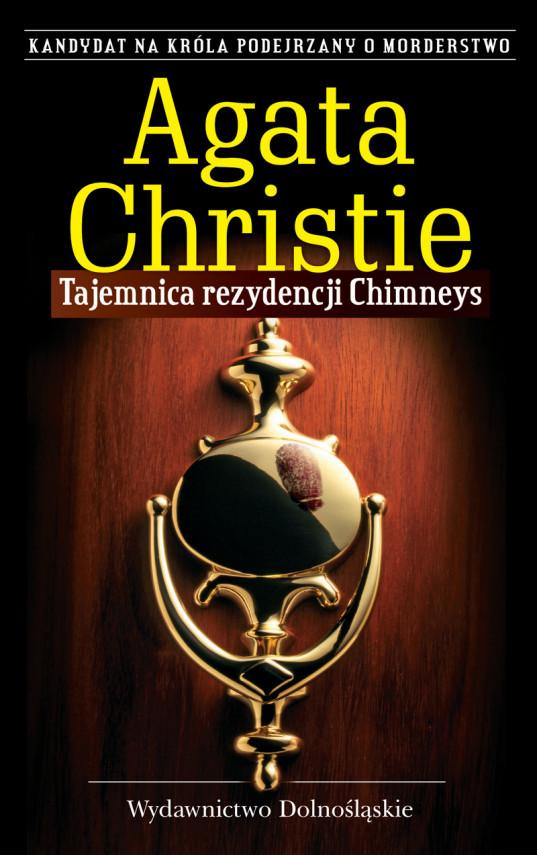 okładka Tajemnica rezydencji Chimneysebook | EPUB, MOBI | Agata Christie