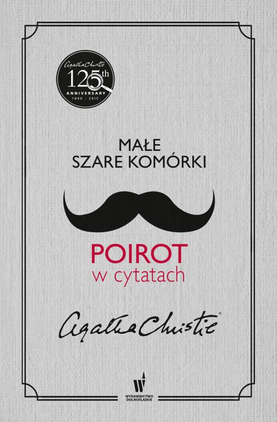 okładka Małe szare komórki. Poirot w cytatachebook | EPUB, MOBI | Agata Christie