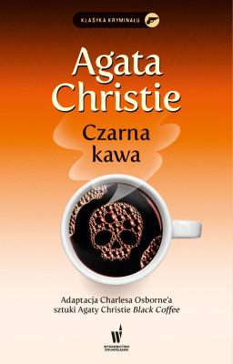 okładka Czarna kawa, Ebook | Agata Christie