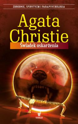 okładka Świadek oskarżenia, Ebook | Agata Christie