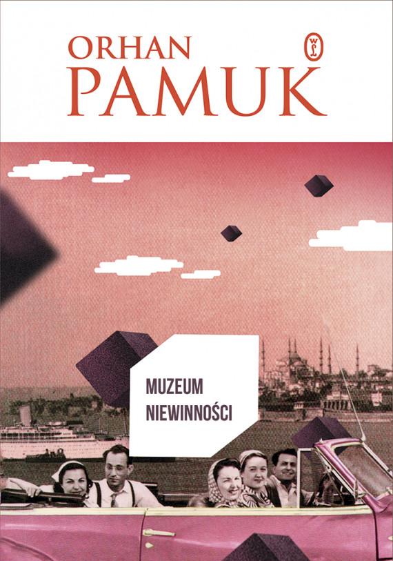 okładka Muzeum niewinnościebook   EPUB, MOBI   Orhan Pamuk, Anna Akbike-Sulimowicz