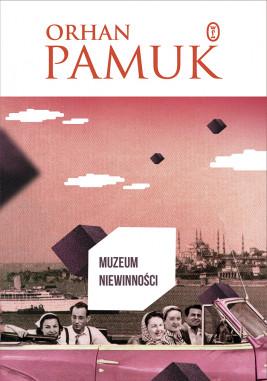 okładka Muzeum niewinności, Ebook   Orhan Pamuk