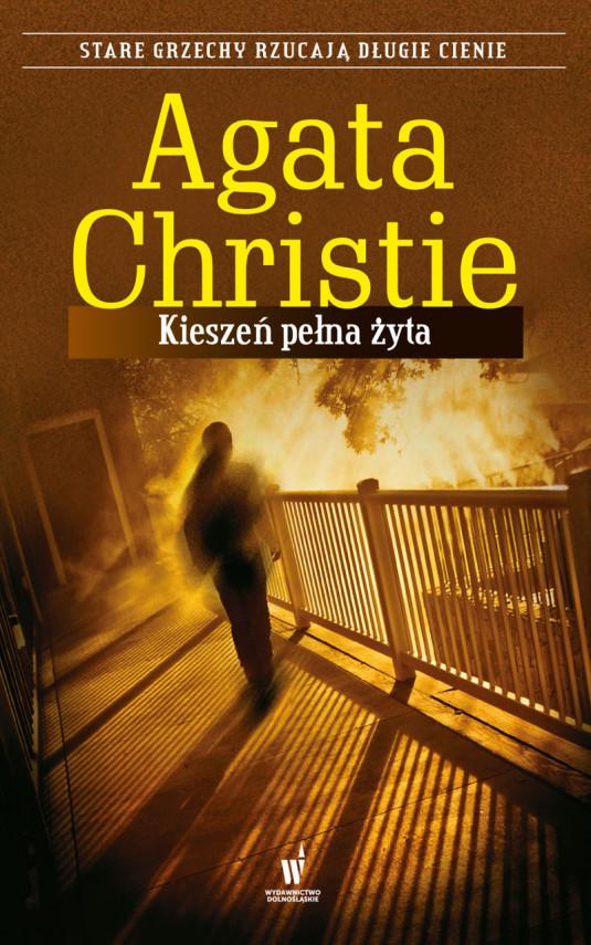 okładka Kieszeń pełna żytaebook | EPUB, MOBI | Agata Christie