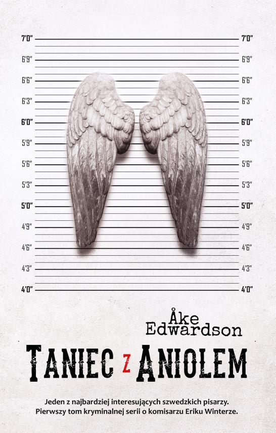 okładka Erik Winter (#1). Taniec z aniołemebook | EPUB, MOBI | Åke Edwardson, Alicja Rosenau