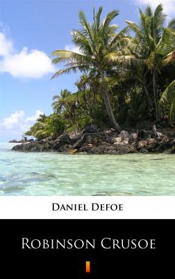okładka Robinson Crusoe, Ebook   Daniel Defoe