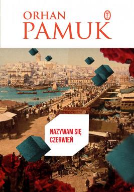 okładka Nazywam się Czerwień, Ebook   Orhan Pamuk