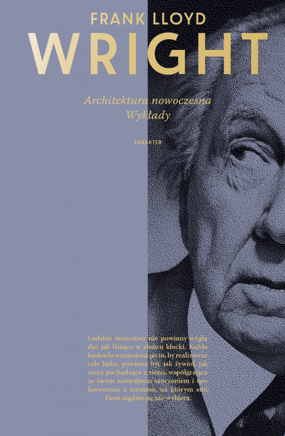 okładka Architektura nowoczesna. Wykładyebook | EPUB, MOBI | Frank Lloyd Wright, Dariusz Żukowski
