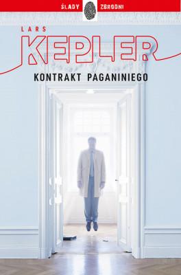 okładka Cykl z komisarzem Jooną Linną (#2). Kontrakt Paganiniego, Ebook | Lars Kepler