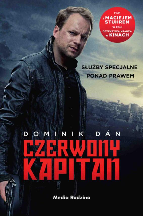 okładka Czerwony kapitanebook | EPUB, MOBI | Dominik Dan, Antoni Jeżycki