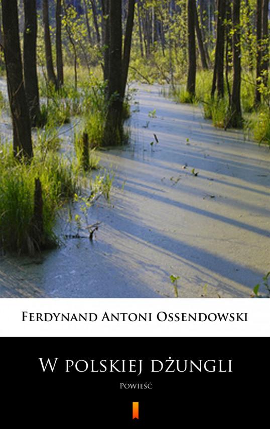 okładka W polskiej dżungli. Powieśćebook | EPUB, MOBI | Ferdynand Antoni Ossendowski