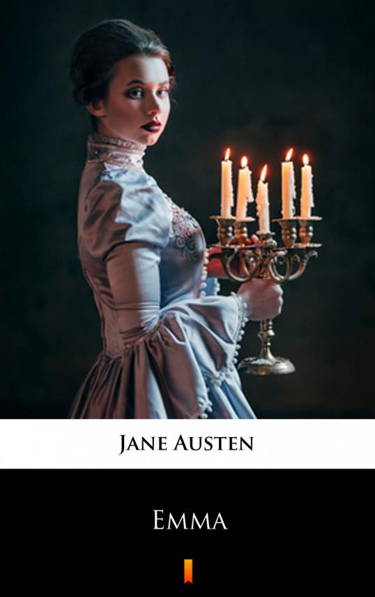 okładka Emmaebook   EPUB, MOBI   Jane Austen