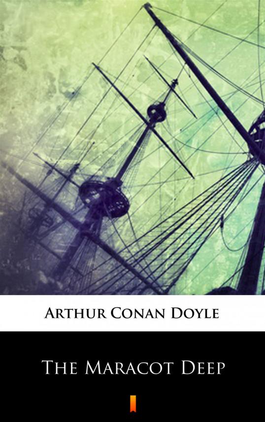 okładka The Maracot Deepebook   EPUB, MOBI   Arthur Conan Doyle