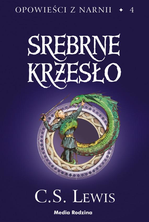okładka Opowieści z Narnii (#4). Srebrne krzesłoebook | EPUB, MOBI | C.S. Lewis, Andrzej Polkowski, Pauline Baynes