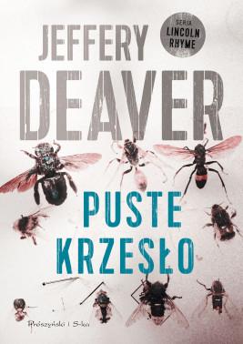 okładka Puste krzesło, Ebook | Jeffery Deaver