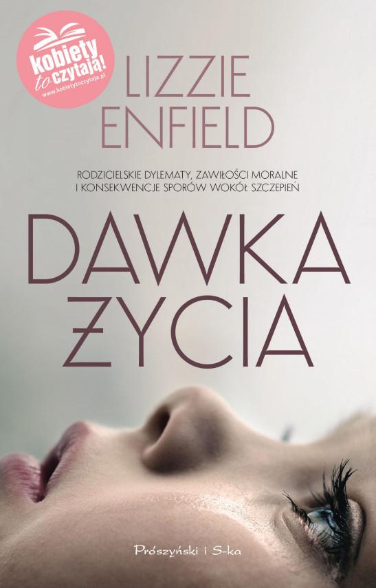 okładka Dawka życiaebook   EPUB, MOBI   Lizzie Enfield