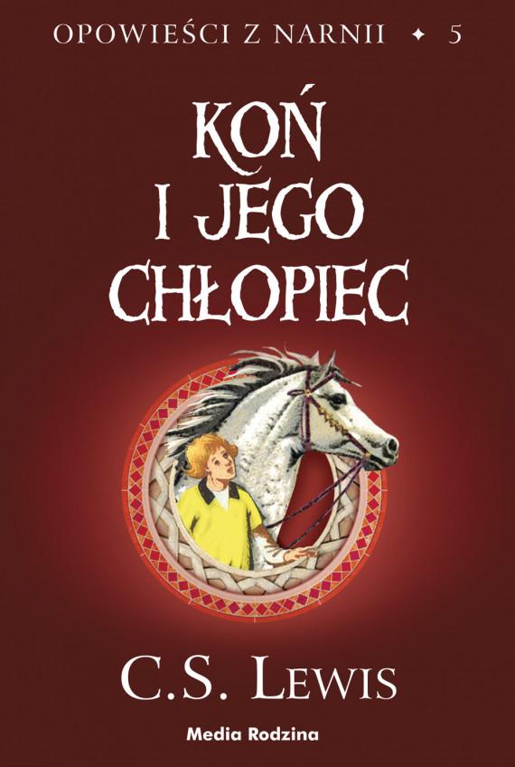 okładka Opowieści z Narnii (#5). Koń i jego chłopiecebook | EPUB, MOBI | C.S. Lewis, Andrzej Polkowski, Pauline Baynes
