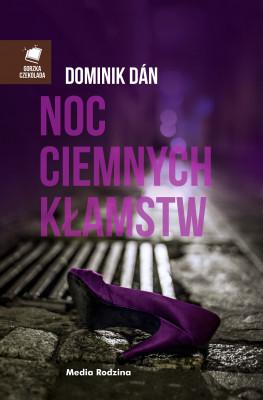 okładka Noc ciemnych kłamstw, Ebook | Dominik Dan