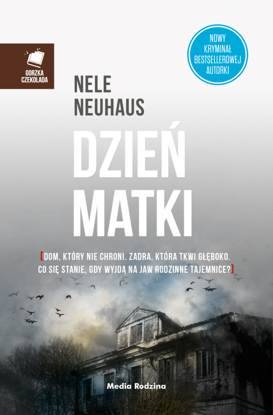 okładka Dzień Matkiebook   EPUB, MOBI   Nele Neuhaus, Anna Urban, Miłosz  Urban