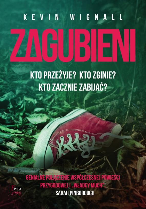 okładka Zagubieniebook | EPUB, MOBI | Andrzej  Goździkowski, Kevin Wignall