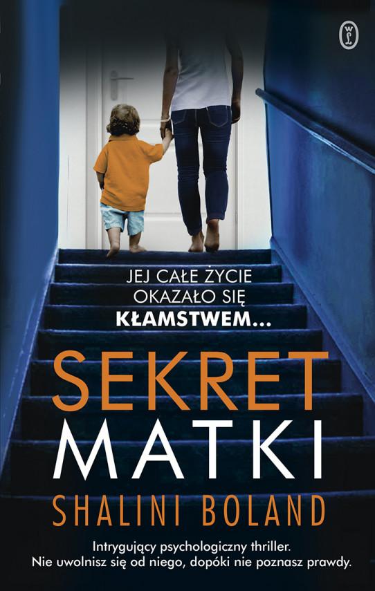 okładka Sekret matkiebook | EPUB, MOBI | Hanna Pasierska, Shalini Boland