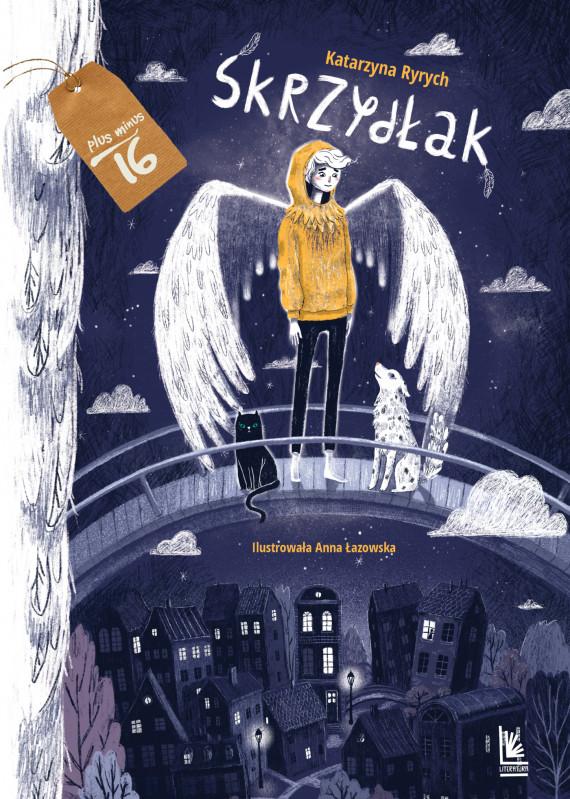okładka Skrzydłakebook | EPUB, MOBI | Katarzyna  Ryrych