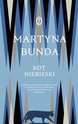 okładka Kot niebieski, Ebook | Martyna Bunda