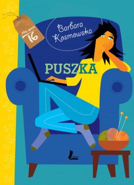 okładka Puszka, Ebook | Barbara Kosmowska