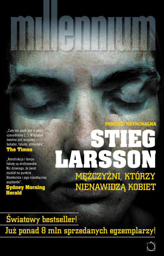 okładka Millennium (#1). Mężczyźni, którzy nienawidzą kobiet (#1)ebook | EPUB, MOBI | Stieg Larsson, Beata Walczak-Larsson