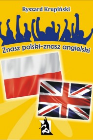 okładka Znasz polski – znasz angielski. 1500 łatwych słów angielskich. Ebook | papier | Ryszard Krupiński