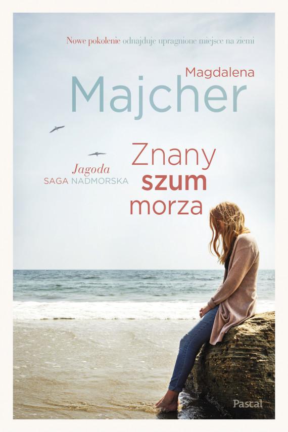 okładka Znany szum morza.ebook | EPUB, MOBI | Magdalena Majcher