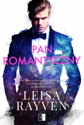 okładka Pan Romantyczny, Ebook | Leisa Rayven