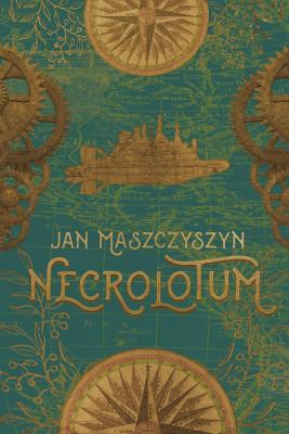okładka Necrolotum, Ebook | Jan Maszczyszyn